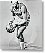 Rick Barry Metal Print
