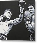 Ricky Hatton 2 Metal Print