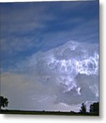 Riders On The Storm  Metal Print