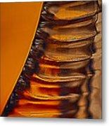 Ridges Metal Print by Omaste Witkowski