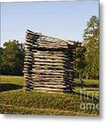 Rifle Tower Ninety Six National Historic Site Metal Print