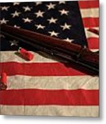 Right To Bear Arms Metal Print