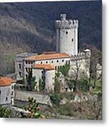 Rihemberk Castle Metal Print