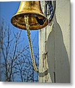 Ring My Bell Metal Print