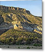 Rio Chama Valley Metal Print