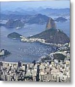 Rio De Janeiro 1 Metal Print