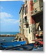 Riomaggiore - Cinque Terre Metal Print
