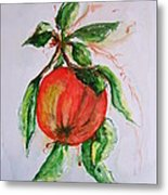 Ripe And Ready Metal Print