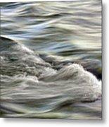 Rippling Water Metal Print