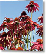 Rise Above All Metal Print