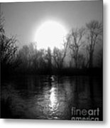 Rise On The French Broad Metal Print