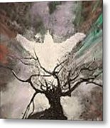 Rising From The Ash Metal Print