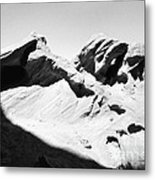 Rising From The Rock Metal Print