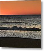 Rising To The Occasion - Jersey Shore Metal Print