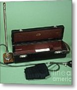 Riva-rocci Sphygmomanometer, Circa 1910 Metal Print