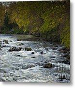 River Don Metal Print