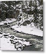 River Flow One Metal Print