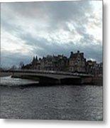 River Ness Bridgeway Metal Print