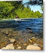 River Of Song  Metal Print by Tim Rice
