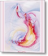 River Of Time Metal Print by Gayle Odsather