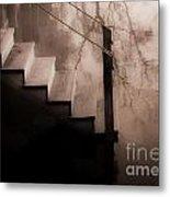 River Steps Metal Print