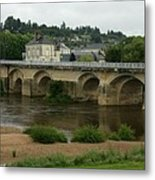 River Vienne - France Metal Print