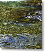 River Water 2 Metal Print