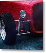 Road Rod  Metal Print