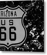 Road Sign 2 Metal Print