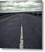 Road To The Clouds Metal Print