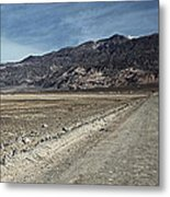 Road To Ballarat Metal Print