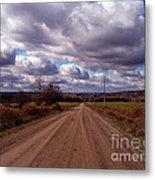 Road To Fillmore Metal Print