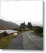 Road To Kenmare Ireland Metal Print