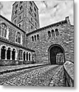 Road To The Gatehouse Metal Print