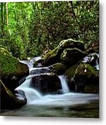 Roaring Fork Waters Metal Print