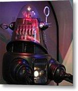 Robby The Robot 1956 Metal Print