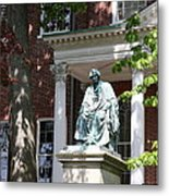 Robert Brooke Taney Statue - Maryland State House  Metal Print