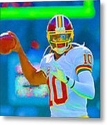 Robert Griffin IIi   Rg 3 Metal Print
