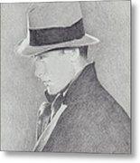Robert Montgomery  Metal Print