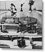 Roberts' Stellar Pantograver Metal Print by Science Photo Library