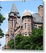 Rochester City Hall 2009 Metal Print