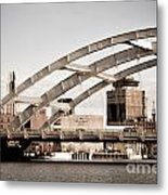 Rochester Over The River Metal Print