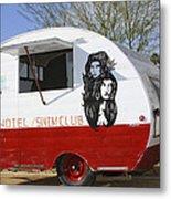 Rock Away Trail Riders Palm Springs Metal Print
