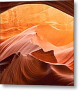 Rock Bridge Metal Print