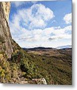 Rock Cliff Southern Madagascar Metal Print