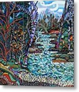 Rock Creek Metal Print
