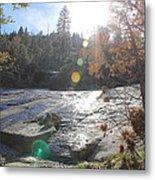 Rock Mountian Yosemite Metal Print