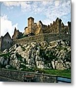 Rock Of Cashel Castle Ireland Metal Print