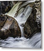 Rock Of Time Metal Print