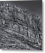 Rock Ridge 100 Metal Print